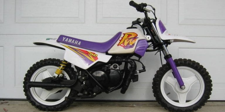 Best Dirt Bikes for 10 Year Olds