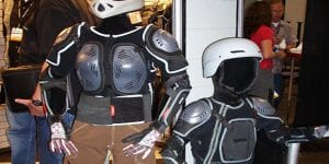 What Does a Dirt Bike Body Protector Do
